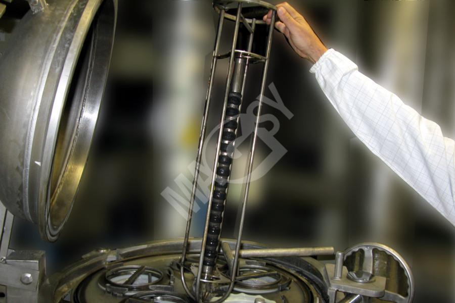 Magnetabscheider für Textilfilter MTF