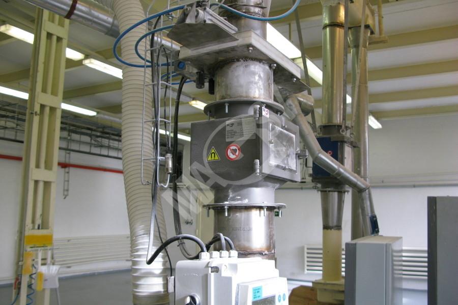 Magnetabscheider mit ausziehbaren Magnetrosten MSV