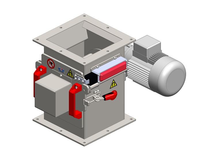 Rotationsmagnetabscheider MSVR - EKO