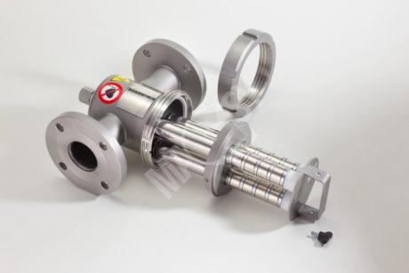Durchfluss-Magnetabscheider MF - EKO